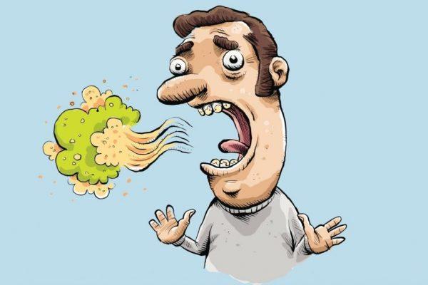 Hôi miệng là triệu chứng của bệnh gì?