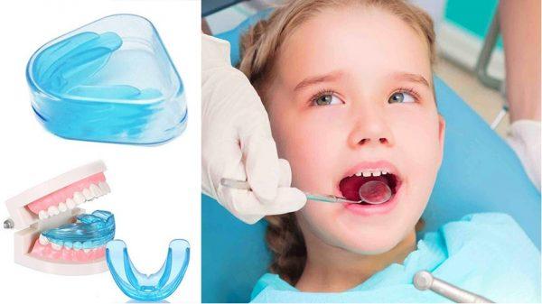 Niềng răng silicon trainer dành cho trẻ từ 5 đến 10 tuổi