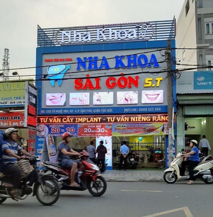 Nha khoa Sài Gòn ST