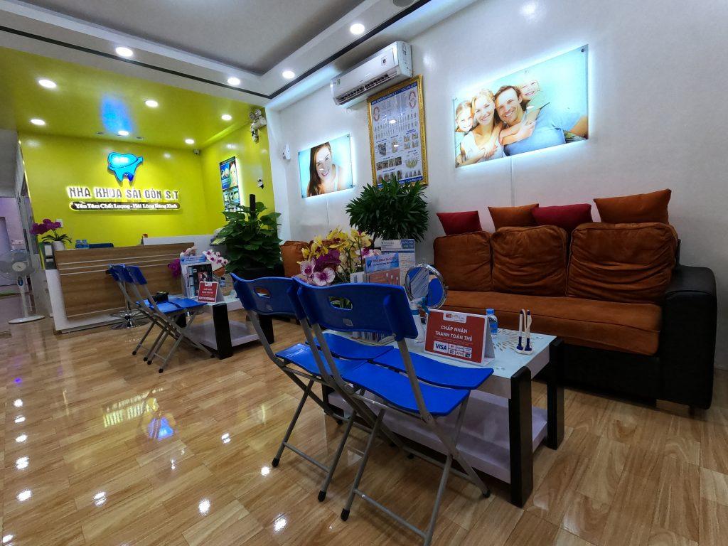 Bọc răng sứ ở đâu tốt và uy tín Thành phố Hồ Chí Minh