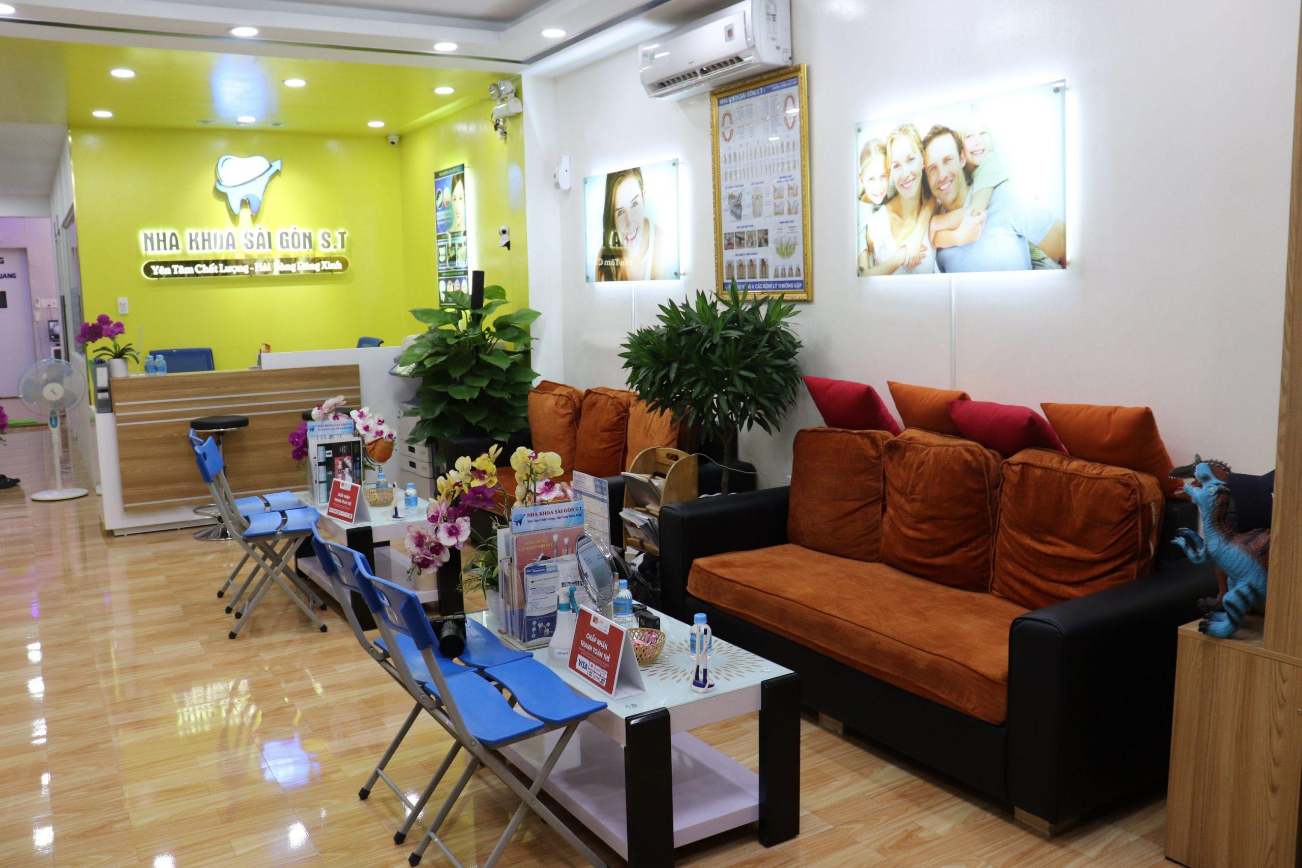 Nha khoa Sài Gòn ST - Địa chỉ Bọc răng sứ ở đâu tốt và uy tín Thành phố Hồ Chí Minh