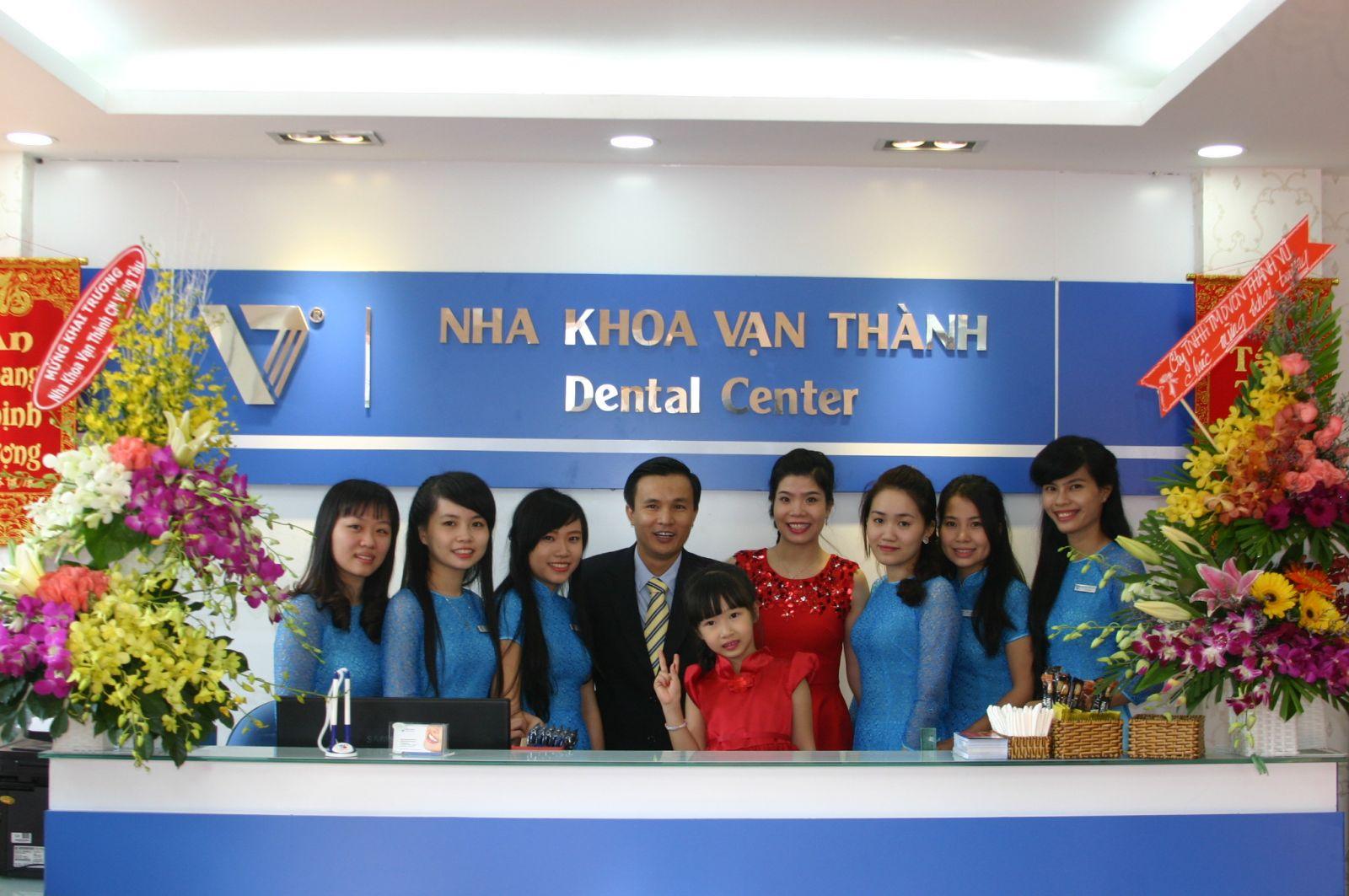 Nha khoa Vạn Thành- Cơ sở nha khoa uy tín tại Biên Hòa