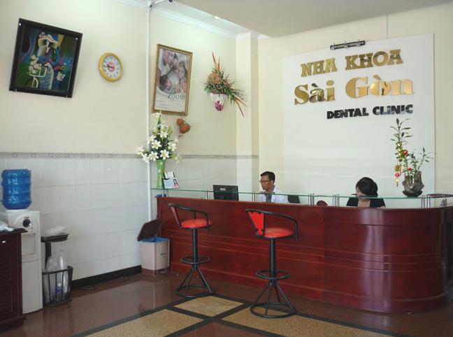 Nha khoa Sài Gòn - Địa chỉ nha khoa tốt và uy tín tại Bình Dương