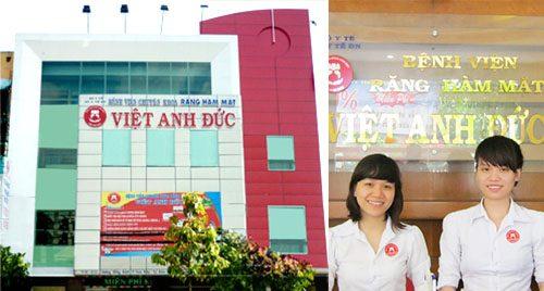 Bệnh viện chuyên khoa răng hàm mặt Việt Anh Đức