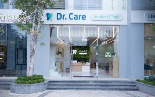 Nha khoa Dr. Care - 1 trong các Nha khoa uy tín nhất Quận Bình Thạnh - TP Hồ Chí Minh