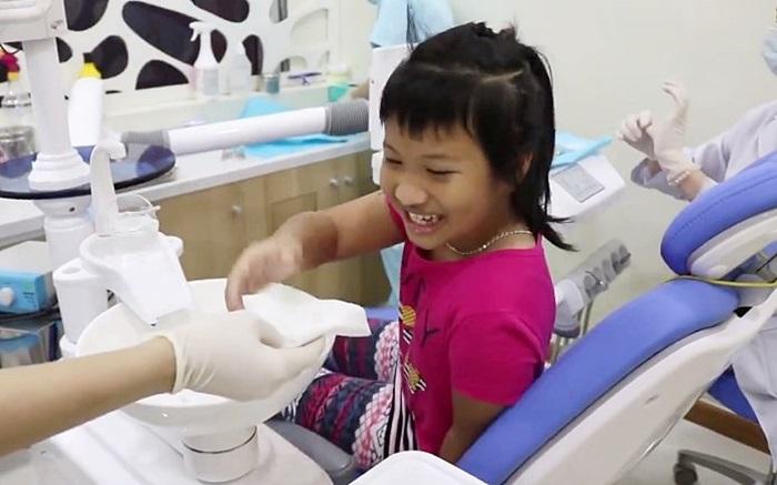 Độ tuổi tốt nhất để niềng răng bằng hàm silicon cho trẻ là từ 5-10 tuổi