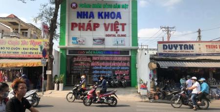 Nha khoa Pháp Việt
