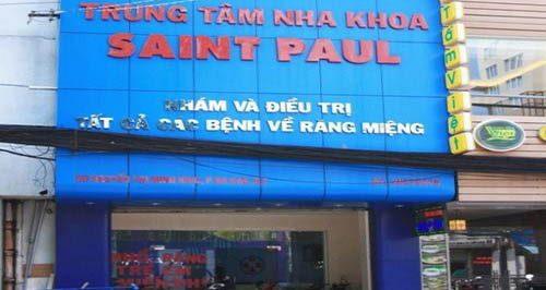 Nha Khoa Saint Paul - Khám và điều trị tất cả các bệnh về răng