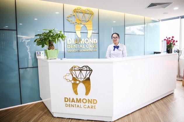 Nha khoa Diamond - Địa chỉ nha khoa uy tín tại HCM