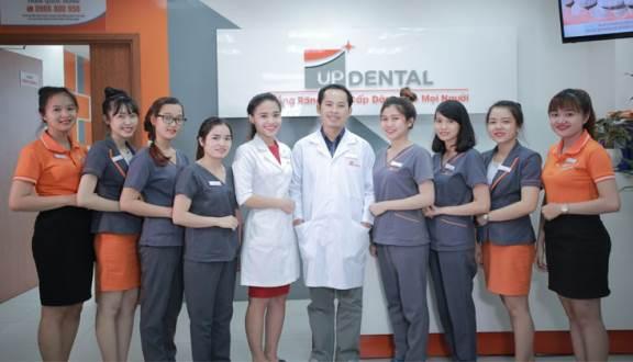 Nha khoa Up Dental - Nha khoa uy tín nhất Quận Bình Thạnh - TP Hồ Chí Minh