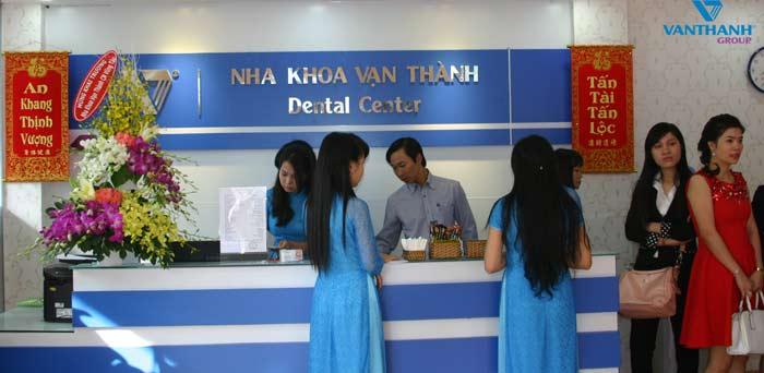Nha Khoa Vạn Thành - Địa chỉ nha khoa uy tín hàng đầu tai Đồng Nai
